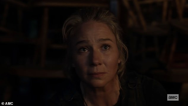 Still cares:Leah told Daryl that she still cared about him and didn't want anything bad to happen to him