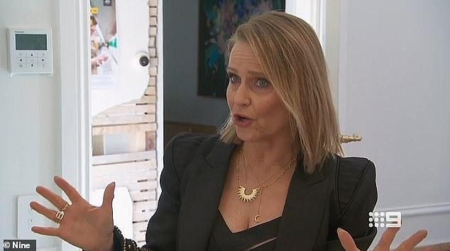 Time for a refresh? Fans of The Block have called for veteran judges Shaynna Blaze (pictured), Darren Palmer and Neale Whitaker to be REPLACED over their harsh criticism this season
