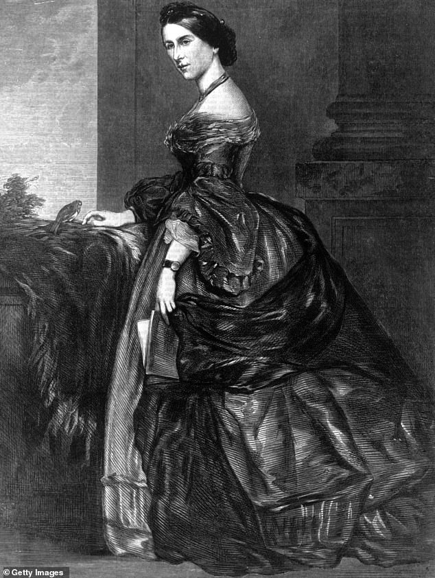Angela became one of the richest women in Europe and was thought to be the wealthiest heiress in England at the age of 23