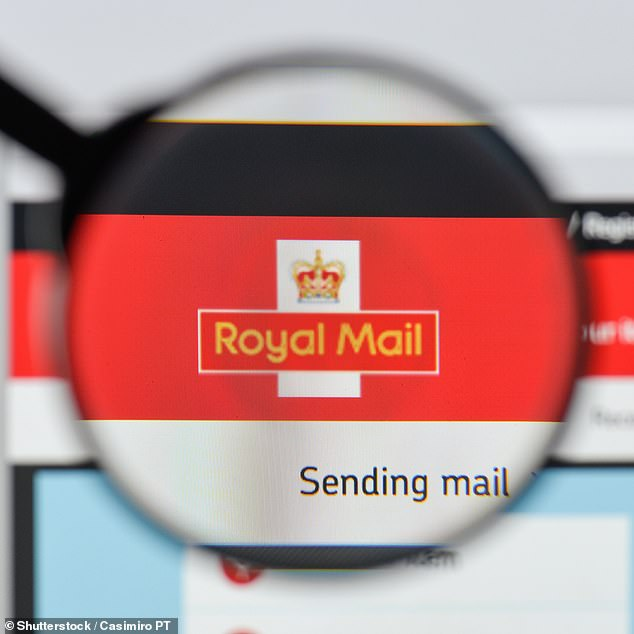Royal Mail has overtaken American tech giants Apple, Microsoft, Netflix and Google's parent company Alphabet this year