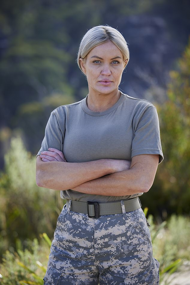 Will she last? SAS Australia continues Tuesday at 7.30pm on Channel Seven