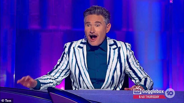 Who is under the masked? The Masked Singer continues on Channel Ten on Tuesday at 7.30pm