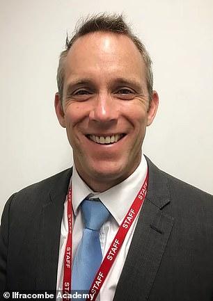 Ilfracombe AcademyHeadteacher Steve Rogers