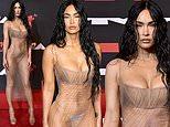 Megan Fox says boyfriend Machine Gun Kelly chose her VMAs look