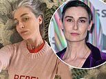 Erin O'Connor, 43, reveals she's been diagnosed with ADHD