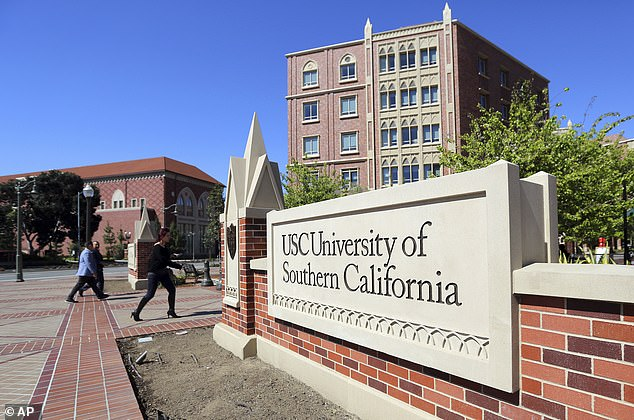 A federal judge said USC was not on trial in connection with 'Operation Varsity Blues'