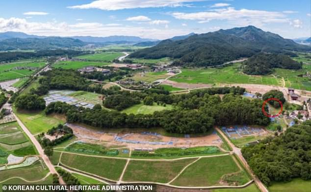 Wolseong Palace was the main complex of the Silla Dynasty, located in its capital city in Gyeongju, South Korea. Today its ruins are a UNESECO Heritage Site