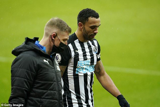 Callum Wilson could be sidelined until the end of October, according to a new report