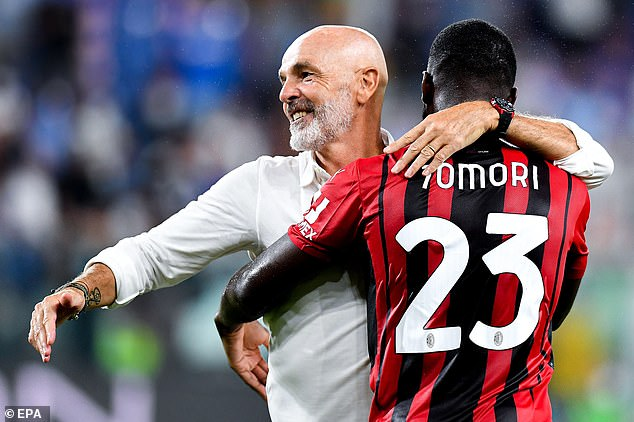Tomori has become a popular member in Milan's team and fanbase over the last six months