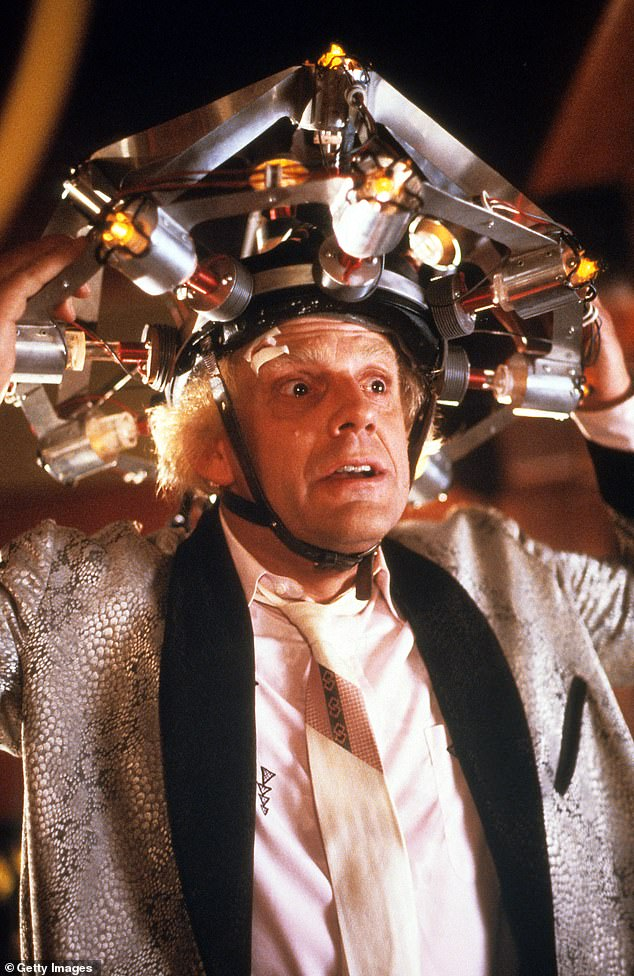 Film: The two-time Emmy award winner captivated audiences with his portrayal of the quirky, eccentric professor Dr. Emmett 'Doc' Brown in the Back to the Future films