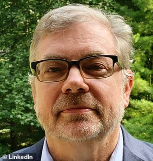 Dr Philip Krause (pictured) is among 18 FDA officials to publish a report opposing White House plans to roll out COVID-19 vaccine boosters soon