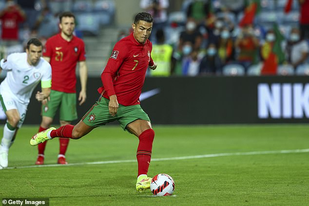 Nevill argued Ronaldo's all-round qualities make him a complete player and sway the debate