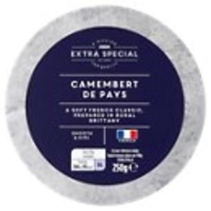 Asda Extra Special Camembert De Pays, 250 g, £2.20, asda.com