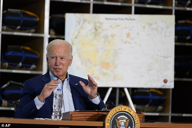 Hartley helped to raise millions for US President Joe Biden's White House campaign