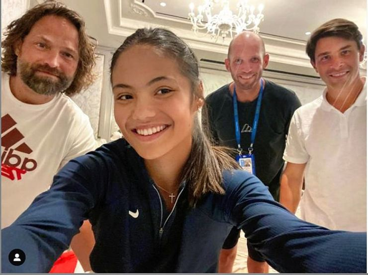 And it seems the 18-year-old is taking it all in her stride, serving up a set of TV interviews and Instagram posts with ease, humility and (of course) that megawatt smile