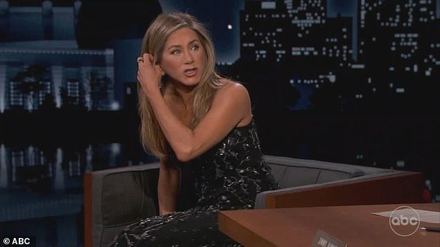 Not going: Jennifer confirmed that she will not be attending the Emmy Awards this weekend after the Friends Reunion was nominated