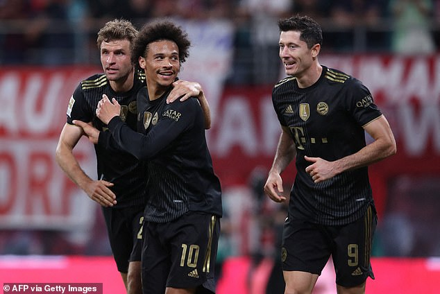Bayern have made a strong start under Nagelsmann with 10 points from their first four games