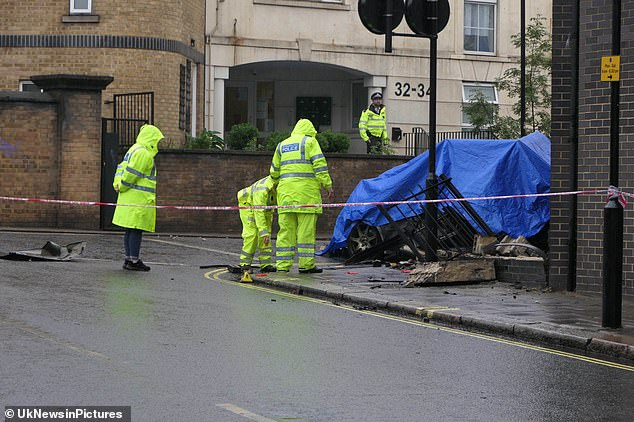 Three people have died following a road traffic collision in Westminster