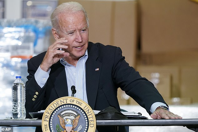 The vaccine bonus comes as the Biden administration prepares an emergency rule that will require large companies, like Whirlpool, to ensure their entire workforce is vaccinated or subject unvaccinated staff to weekly testing