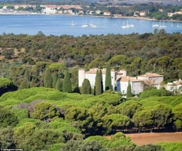This is the luxury chateau where James Middleton and his bride Alizee Thevenet celebrated their secret wedding at the weekend