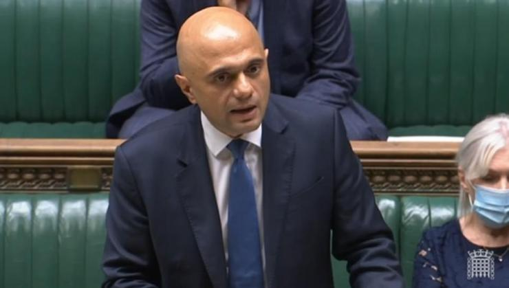 Sajid Javid made clear another lockdown cannot be completely ruled out today as he unveiled the government's 'winter plan' - admitting that ministers can only give Britons the 'best possible chance' of avoiding brutal curbs