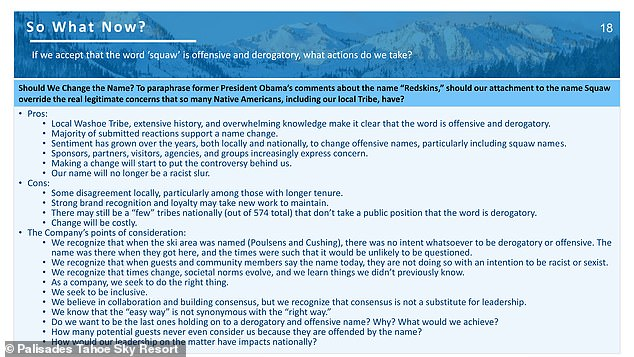 Full July 2020 internal report by the Palisades Tahoe Sky Resort