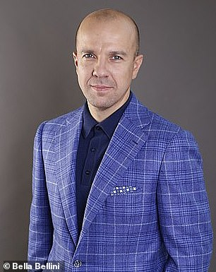 Vadym Pozharskyi (pictured). Hunter sat on the company's board from 2014 to 2019, and his father successfully lobbied to have a prosecutor investigating the company fired