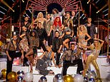 Strictly Come Dancing professional tests positive for Covid days before show launch