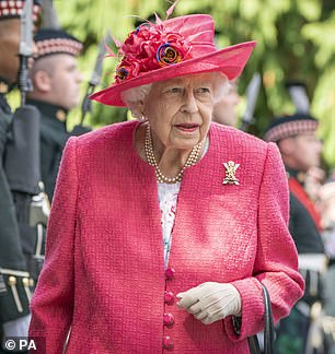 The Queen sent a message to North Korean dictator Kim Jong-un as his country marked its National Day last week