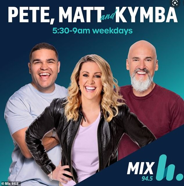 Legal dramas: 'It was a tough couple of years and they are behind me now,' the 42-year-old celebrity chef told Mix94.5's Pete, Matt and Kymba breakfast show on Wednesday
