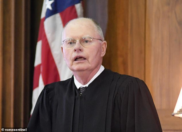 U.S. District Judge David Hurd in Utica, in a written order, said he was blocking the mandate from taking effect on September 27 because it does not allow for exemptions based on workers' religious beliefs