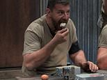 The very ordinary food given to the SAS Australia contestants revealed