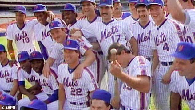Wild ride:Once Upon A Time In Queens tells the story of the 1986 Mets, who went for New York's underdog team to the World Series Champions in one rollercoaster season