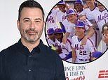 Jimmy Kimmel celebrates his New York Mets docuseries Once Upon A Time In Queens