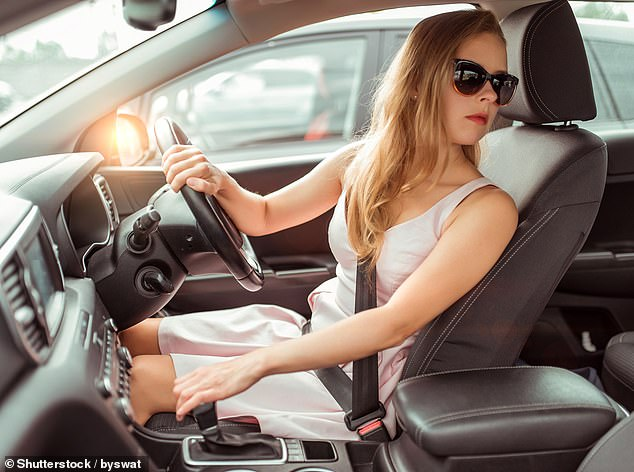 While many switched on drivers provided the correct response, a number did not (stock image)
