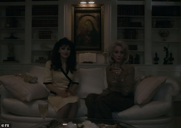 Honest:Paula puts in a tape with Susan asking her to give her her, 'honest to God opinion,' about the video, but Susan is not impressed, while drinking some wine