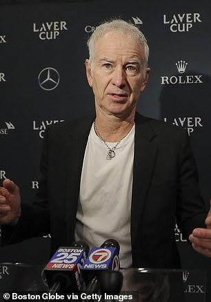 Tennis legend John McEnroe stands by his comments questioning Emma Radukanu's mental strength at Wimbledon