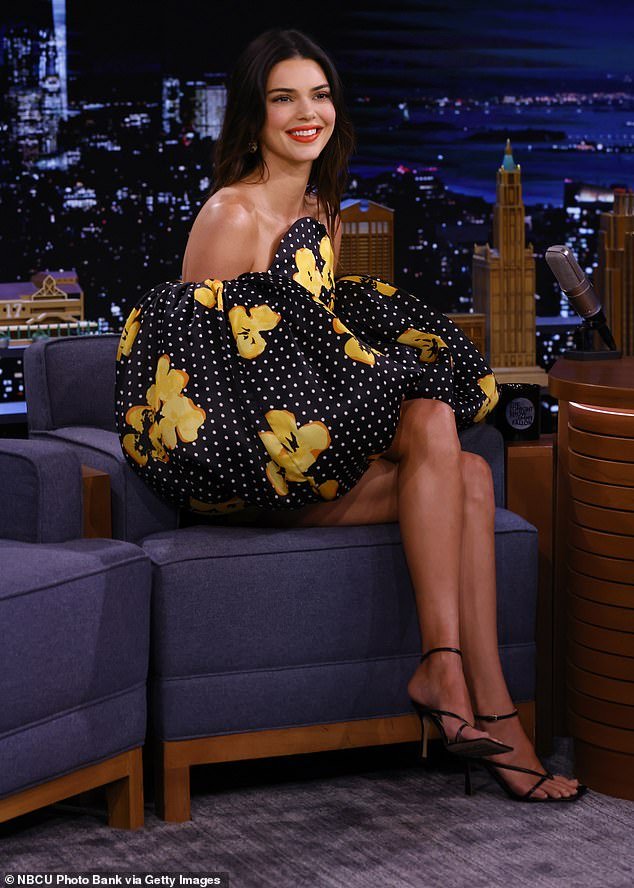 Talk show:Kendall Jenner revealed how she learned about her younger sister Kylie Jenner's pregnancy on Tuesday while visiting The Tonight Show Starring Jimmy Fallon