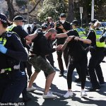 Daniel Andrews to halt public transport this weekend to stop Covid anti-lockdown rally in Melbourne 💥👩💥