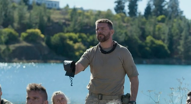 'Why even sign up to the show?': SAS Australia fans were left feeling disappointed after celebrity chef Manu Feildel quit the show before attempting Wednesday night's challenge
