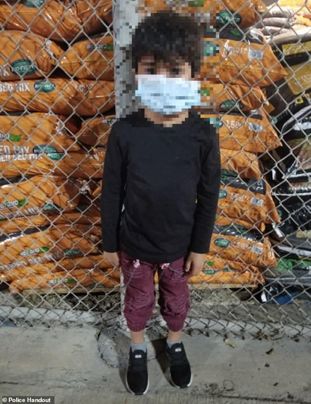 A six-year-old boy from El Salvador was found alone at a Wal-Mart in Brownsville, Texas, last Thursday. CBP figures provided in August showed that 113,791 unaccompanied children have been stopped for crossing the United States-Mexico border since October 1, 2001
