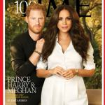 Prince Harry and Meghan Markle in Time's 'world's 100 most influential people'💥👩💥💥👩💥