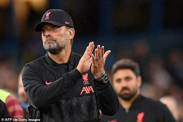 Liverpool boss Jurgen Klopp has praised Kjaer's heroic response to the traumatic incident