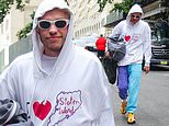 Pete Davidson swaps formal attire for a more relaxed street style after his shocking Met Gala look