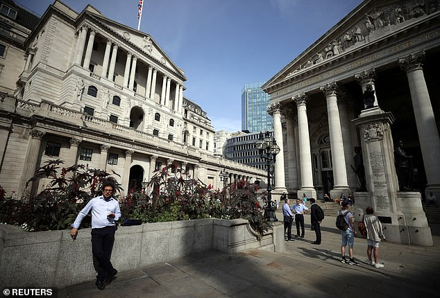 The Bank of England is expected to raise interest rates twice in 2021 in response to rising inflation