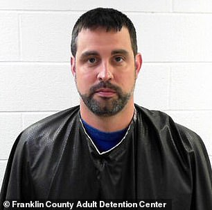 Samsel was arrested by Franklin County detectives and charged withmisdemeanor battery.He has since been released on $1,000 bond