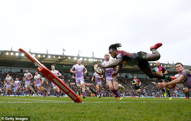 Harlequins and Bristol have shown that positive, attacking rugby is the way forward