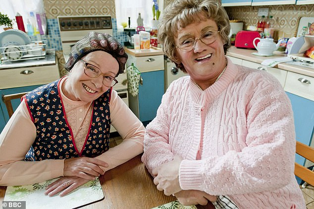 Comeback!Mrs Brown's Boys is set to return to screens for a special live Halloween episode to celebrate 10 years since it first aired
