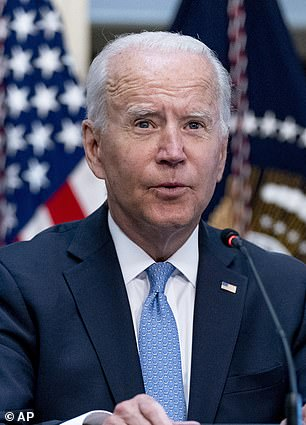 President Joe Biden said he has 'great confidence' in Milley when he was asked on Wednesday