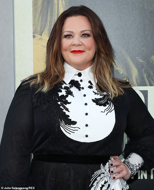 Exit: Netflix bailed on the Australian production of Melissa McCarthy's (pictured) series God's Favorite Idiot in June, after filming eight out of 16 episodes